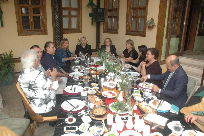 Türk Anneler Derneği'nden yeni dönem buluşması