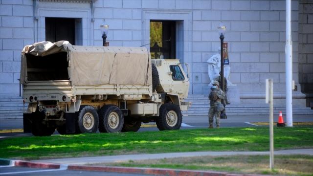 ABD'de 6 Ocak Kongre baskınında yeni iddialar ortaya çıktı