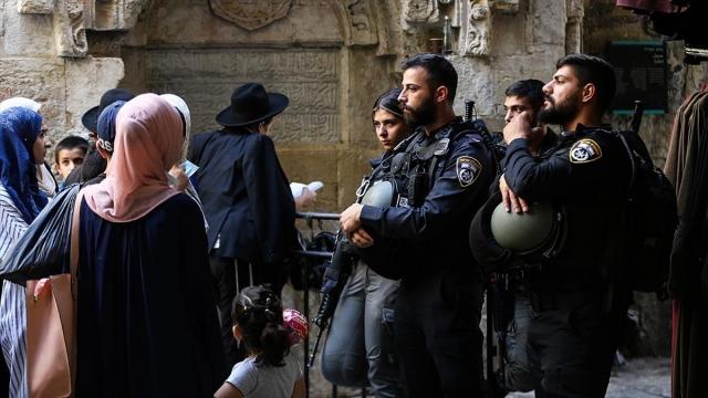 Filistin Yönetimi'nden İsrail'e 'Kudüs gerginliği' uyarısı