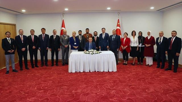 Cumhurbaşkanı Erdoğan'dan KKTC'de önemli açıklamalar