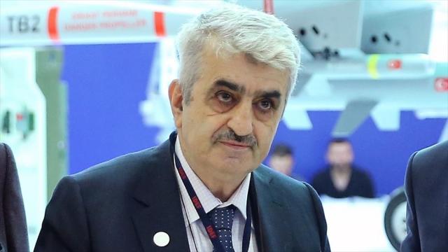 Baykar Yönetim Kurulu Başkanı Özdemir Bayraktar vefat etti