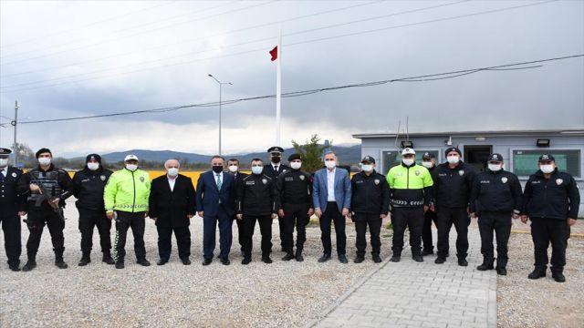 Türk Polisi Güven ve Huzur Demektir