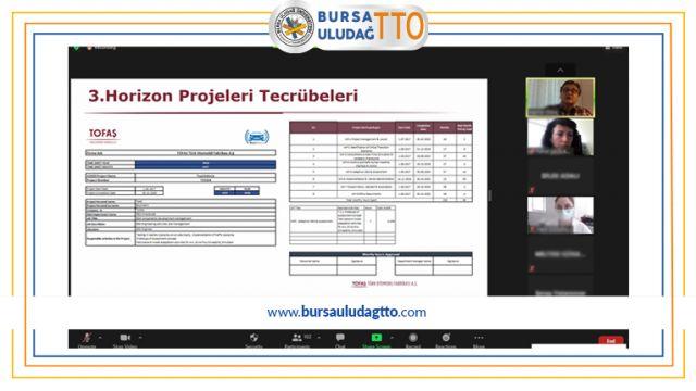 Bursa Uludağ TTO'da Tecrübeler Konuşuyor
