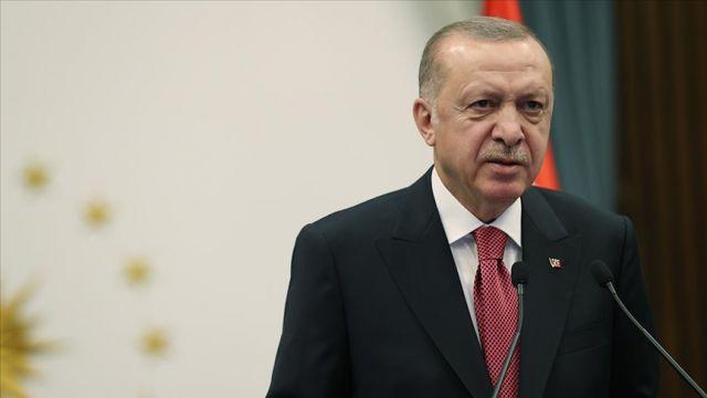Cumhurbaşkanı Erdoğan: Eserlerimizle mührümüzü vurmayı sürdüreceğiz