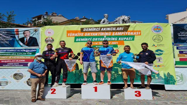 Dostum Oryantiring Takımı Türkiye Şampiyonu Oldu
