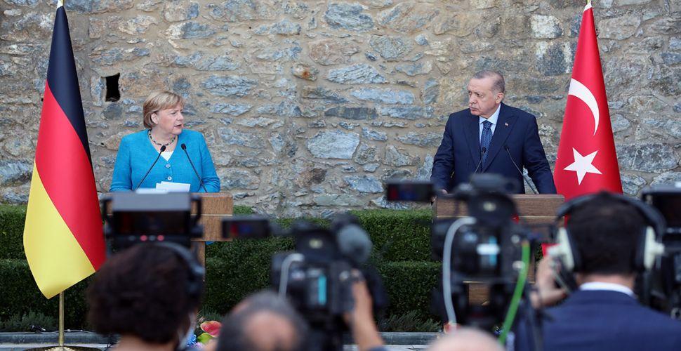 Görüşme sonrası iki liderden önemli açıklamalar
