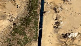 Mısır, o gemiyi tazminat alana kadar alıkoyacak