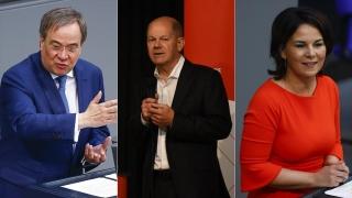 Merkel'in koltuğuna aday üç isim vaatlerini açıkladı