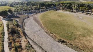 Kuraklık Ege'nin can suyu Gediz Nehri'ni de etkiledi
