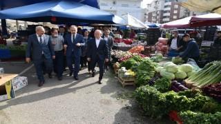 AK Kadrolar Bursa'nın Nabzını Sahada Tutuyor