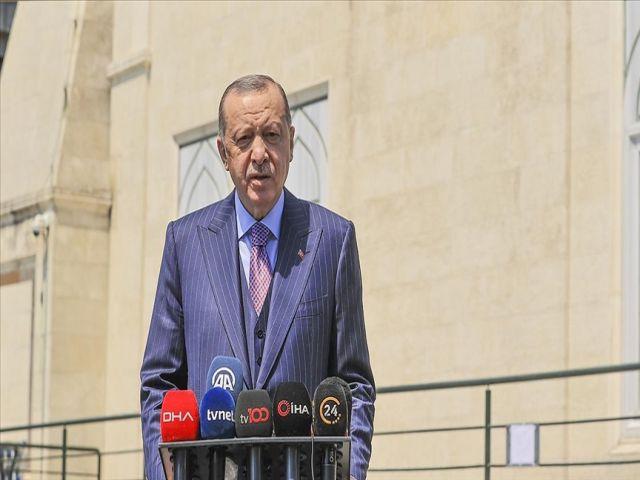 Cumhurbaşkanı Erdoğan'dan önemli yerli aşı açıklaması