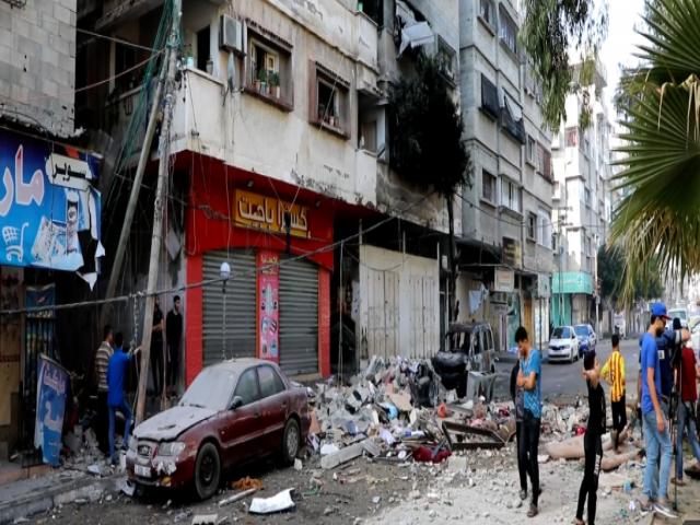 İsrail'in Gazze Şeridi'ne düzenlediği saldırılarda hayatını kaybedenlerin sayısı 227'ye yükseldi