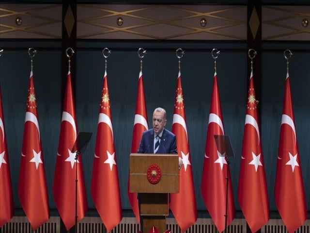 Cumhurbaşkanı Erdoğan: Türkiye, iklim değişikliği konusunda yeni ve tarihi bir adım atıyor